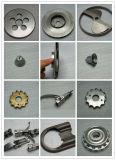 工学機械装置部品、平らなバネクリップ