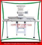 Holiauma tiene gusto de Tajima 1 máquina plana del bordado de la ropa del bordado de la máquina de la alta calidad del casquillo comercial barato principal del precio