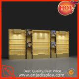 Estante de madera del contador de la visualización de la ropa interior para el almacén