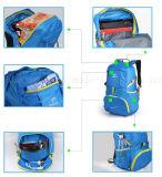 35 L'OEM la preuve de l'eau de nylon pliable sac à dos promotionnel pour voyager