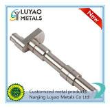 Aço Inoxidável Personalizada alumínio metálico de latão usinagem CNC