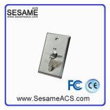 Panneau en acier inoxydable avec rétro-éclairage avec 2 touches (SB70HK)