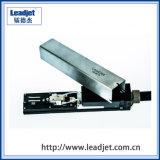 impresora de inyección de tinta continua del pequeño carácter de 1~20m m 1~4 Ilnes