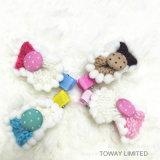 Cute Pet Bowtie Hairpin Design Chien Accessoires de beauté