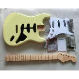 Chapéu de Guitarra de Strat Guitarra de corpo de amendoim com corpo de amieiro