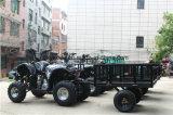 4X4 Stroke eléctrico mini jeep, ATV motor para adultos de los niños