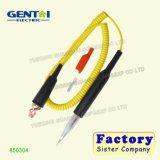 Aluguer de 6-12V Testador de circuito elétrico automotivo
