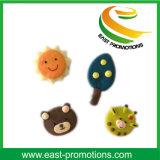 OEMのフルーツの整形樹脂冷却装置磁石の記念品