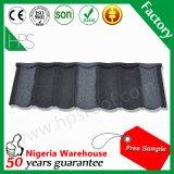 50 anni della garanzia della pietra del rivestimento del metallo di mattonelle di tetto in Nigeria