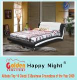 インドのダブル・ベッドデザイン2770