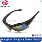 Стекла Sun безопасности рамки PC материальные для миопии резвятся Eyewear