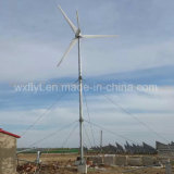 5000W ветровой турбины генератора 96V/110 В/220 В для включения/выключения сеточной системы для домашнего использования
