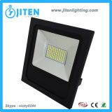 LED de alta potencia integrada de 50W de luz LED de inundación