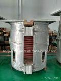 Macchina di fusione di frequenza intermedia per alluminio/Cpopper/il concentrato di /Silver concentrato dell'oro