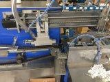 Máquina automática de la esponja de algodón de la fábrica con el embalaje y la sequedad