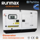 генератор энергии 75kw/93.75kVA молчком Cummins электрический тепловозный установленный/произведенный комплект