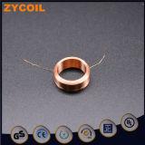 Enrolamento do Fio do magneto da bobina de ar de cobre