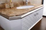 優雅な銀製のステンレス鋼の浴室の虚栄心