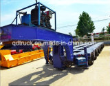 300 toneladas de feixe de ponte que transporta o multi reboque modular do eixo