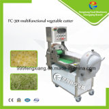 De multifunctionele Elektrische Plantaardige Scherpe Machine van het Roestvrij staal