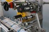 Piatto automatico ed etichettatrice dell'autoadesivo della busta