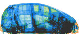 Raggi X dell'automobile della macchina di raggi X dello scanner dei raggi X - Guidare-Attraverso il sistema di ispezione del veicolo