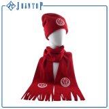 Изготовленный на заказ шлем шарфа Knit установленный с логосом
