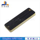 Etiqueta eletrônica anti-metal RFID personalizada com material Fr4
