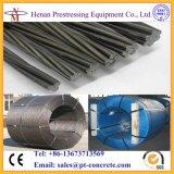 Cnm 12,7 mm y 15,24 mm de diámetro Cable de tensión posterior