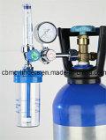 大きいO2タンクのための医学のゲージの流れの酸素の調整装置