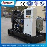 30kVA aprono il generatore diesel di inizio elettrico con il motore diesel del cilindro di Weifang 4