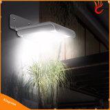 Impermeable de la lámpara LED de energía solar de Seguridad de movimiento infrarrojo del sensor del jardín Luz solar del 16 de luz solar al aire libre