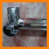 Acoplamento de aço inoxidável Três Tee Cotovelo para tubo ranhurado