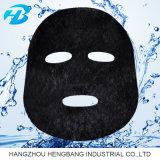 Masques en feuille noire pour masque facial noir Masque pour soins du nez Masque cosmétique
