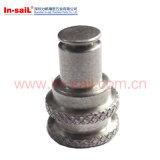 Noix principale ronde de garniture intérieure filetée d'acier du carbone
