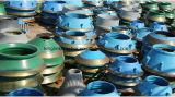 China fábrica OEM para Hpy/Gpy Peças britador de cone (manto e côncavo)