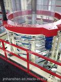 Elevador de vidros duplos cabeça morrem rotativa máquina de sopro de filme plástico