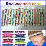 Lo slittamento degli accessori dei capelli di modo non mette in mostra le fasce Braided