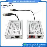 CCTV HD 힘 영상 데이터 또는 오디오 액티브한 발룬 송수신기 (VB120T&R)