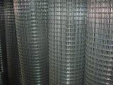 電流を通された中国の製造業者かPVCは正方形によって溶接された金網のパネルに塗った