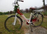 Велосипед горячего города сбывания 2016 электрический с опционными цветами рамки