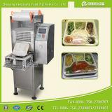 La comida rápida empaquetadora automática máquina de sellado de la bandeja Bandeja de ensalada de la máquina de sellado de la película