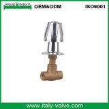 Qualitätsmessing schmiedete Kugel-Kugelventil (AV4004)