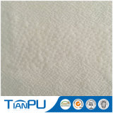 le matelas de 40%Bamboo 60%Poly a tricoté le tissu fabriqué en Chine