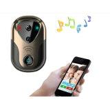 камера IP дверного звонока 720p WiFi для домашней обеспеченности