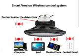 Indicatore luminoso astuto della baia del UFO LED di controllo 100W del calcolatore/iPad/iPhone alto
