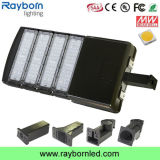 セリウムのRoHSの屋外Ik08光電池300W Shoebox LEDの街灯