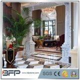 De lichte Marmeren Kolommen van de Kleur Pilar voor Decoratie