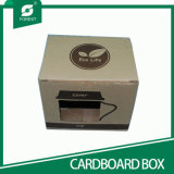 Rechteckiger farbiger Papierkasten für das Cup-Verpacken