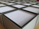 Повышение эффективности воздушного фильтра HEPA 99.995% 0.3microns с алюминиевой рамкой